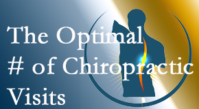 It's up to you and your pain as to how often you see the Richmond chiropractor.