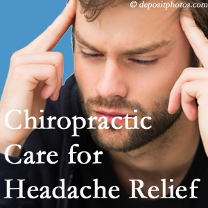 Johnson Chiropractic offers Richmond chiropractic care for headache and migraine relief.