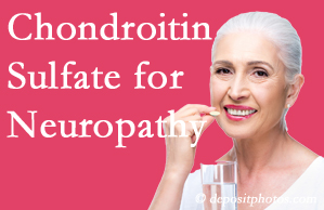 Johnson Chiropractic shares how chondroitin sulfate may help relieve Richmond neuropathy pain.