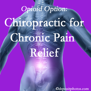 Instead of opioids, Richmond chiropractic is valuable for chronic pain management and relief.