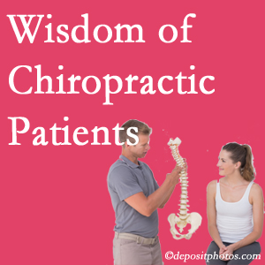 Many Richmond back pain patients choose chiropractic at Johnson Chiropractic to avoid back surgery.